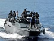 Buque de carga vietnamita rescatado en Malasia