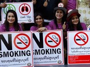 Tailandia aprueba ley de control del tabaco