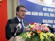 Vietnam felicita a reelegido director general de la OMC