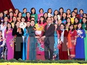 Concluye el XII Congreso Nacional de las Mujeres en Vietnam