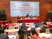Establecen programa de apoyo a emprendedoras en urbe vietnamita