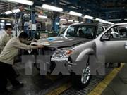 Ventas de coches en Vietnam siguen en tendencia bajista
