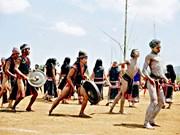 Festival promueve conservación de Gongs de etnias minoritarias vietnamitas
