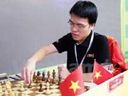 Ajedrecistas de rango mundial se dan cita en torneo HDBank en Vietnam