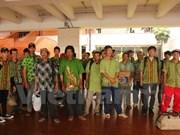 Repatrían a pescadores vietnamitas detenidos en Indonesia
