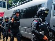 Detiene Indonesia a dos sujetos involucrados a ataque terrorista en Java