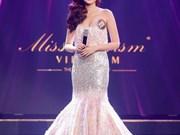 Reina de Miss Turismo de Vietnam 2017 participará en concurso mundial