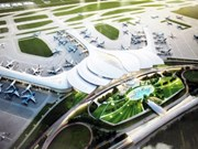 Vietnam formará grupo de expertos para seleccionar diseño de aeropuerto Long Thanh