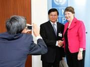 PNUD ayuda a Laos en desarrollo socioeconómico