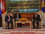 Destacan cooperación entre Vietnam y Camboya