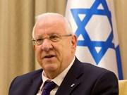 Presidente israeí y su esposa efectuarán visita estatal a Vietnam