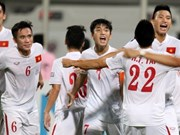 Vietnam enfrentará a Francia, Honduras y Nueva Zelanda en Mundial de Fútbol Sub-20