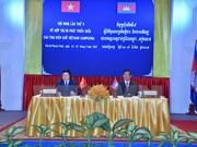 Acuerdan Vietnam y Camboya aumentar cooperación transfronteriza