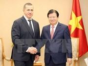 Grupos vietnamitas con grandes oportunidades para impulsar inversiones en Rusia