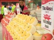 Vietnam registra gran aumento en importaciones de verduras y frutas