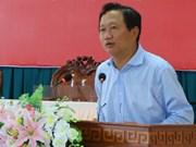 Inician procedimiento legal contra Trinh Xuan Thanh por desfalco