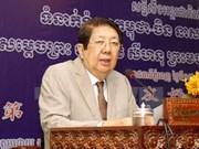 Vicepremier de Camboya nombrado como titular en funciones del Consejo de Ministros