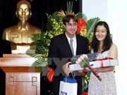 Dirigente de organización francófona internacional aprecia programa de VNA
