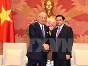Nexos entre parlamentarios: puente impulsor de cooperación Vietnam- Japón