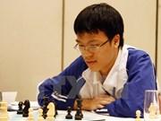 Le Quang Liem triunfa en torneo internacional de ajedrez HDBank
