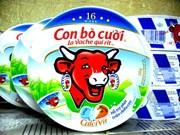 Inauguran segunda fábrica de queso de grupo francés Bel en Vietnam