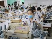 Industria de confección textil de Vietnam sigue desarrollando pese a dificultades