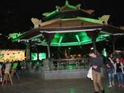 Hanoi se tiñe de verde en el Día de San Patricio