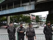 Tailandia descubre complot para asesinar a primer ministro