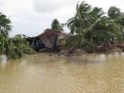 Vietnam mejora capacidad de respuesta ante riesgos naturales