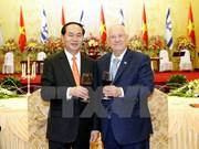 Espíritu emprendedor de Israel inspira a Vietnam, afirma presidente Dai Quang