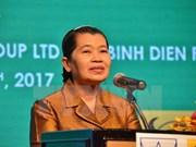 Empresa vietnamita aporta al desarrollo agrícola de Camboya, afirma viceprimera mini