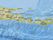 Sismo de 6,4 grados en escala de Richter sacude Indonesia