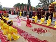 Reconoce Vietnam a culto de la Diosa Madre Au Co como patrimonio nacional