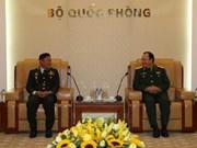 Vietnam y Tailandia fomentan cooperación militar