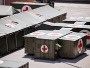 Vietnam y Estados Unidos cooperan en mejoramiento de hospitales de campaña