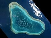 Planea Filipinas oponerse a construcción china de estación de radar en Scarborough