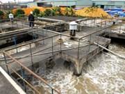 Inician construcción de planta recicladora de agua en Quang Nam