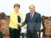 Premier destaca aporte de Banco Mundial a desarrollo de Vietnam