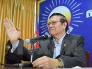 Ministerio del Interior de Camboya anula nuevo comité directivo de partido opositor