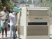 Hanoi compra generadores de agua atmosférica de Israel