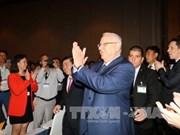 Foro empresarial brinda oportunidades a firmas de Vietnam e Israel