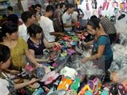 Celebran Semana de Productos Tailandeses en Hai Phong