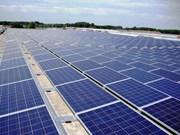 Empresa sudcoreana invertirá en proyecto de energía solar en provincia vietnamita
