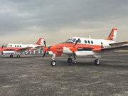 Filipinas recibe dos aviones de entrenamiento alquilados de Japón
