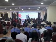 Jóvenes vietnamitas en Rusia conmemoran día de establecimiento de Unión Juvenil