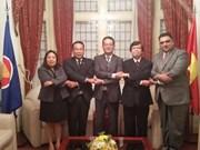Países de ASEAN en Buenos Aires robustecen cooperación