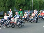 Crecen llegadas de turistas extranjeros a Vietnam