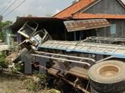 Disminuyen accidentes de tráfico en Vietnam en primer trimestre de 2017
