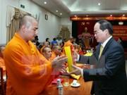 Pagodas vietnamitas en Tailandia ayudan a conectar las dos culturas