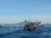 Aceleran en Vietnam búsqueda de barco accidentado en el mar